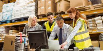 Online Warehouse Management Diploma