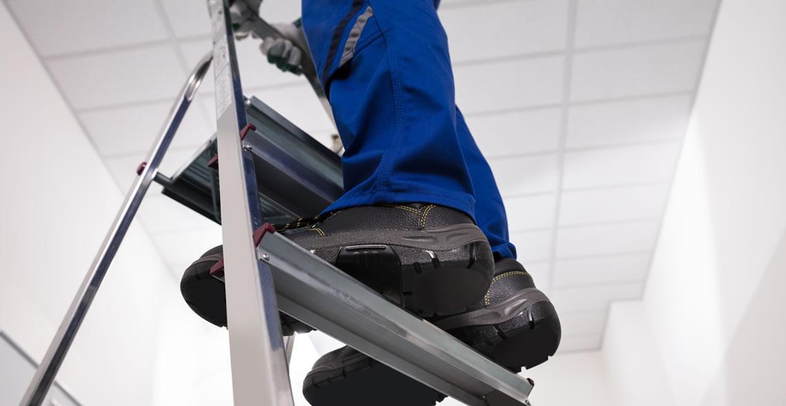 Step Ladder Safety Awareness Certification