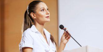 Establishing Credibility as a Speaker Certification