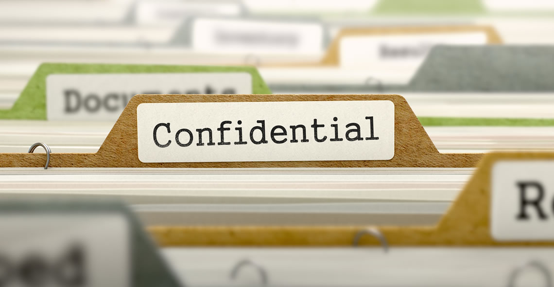 HR: Protecting Confidentiality Certification