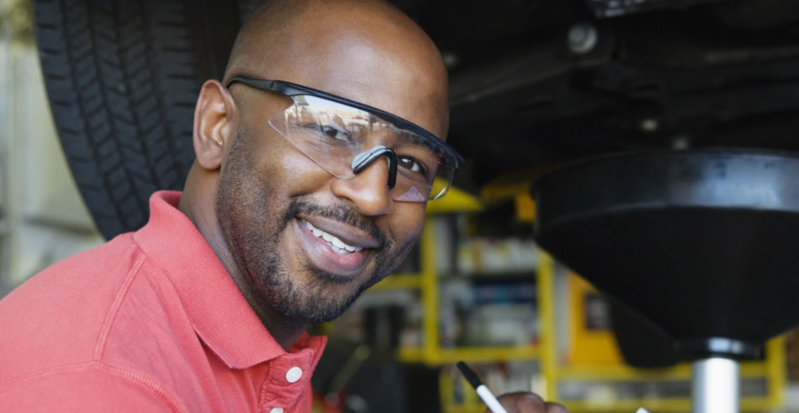 Eye Safety in the Workplace Certification