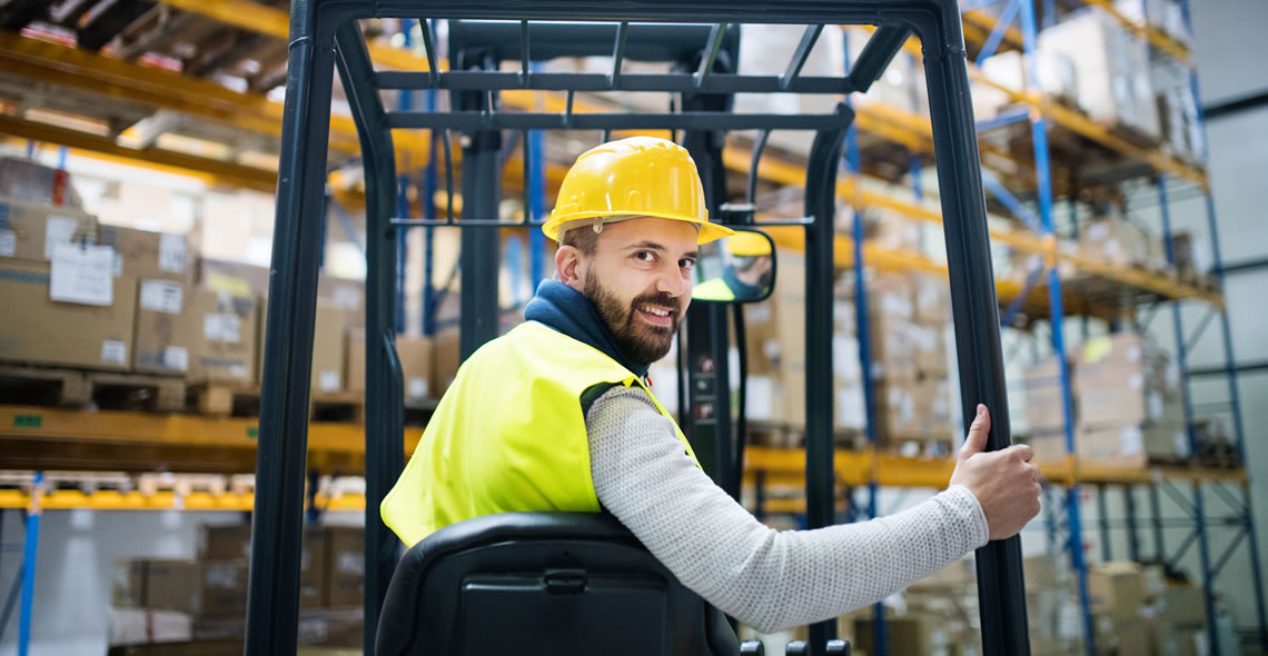 Working with Lift Trucks Certification