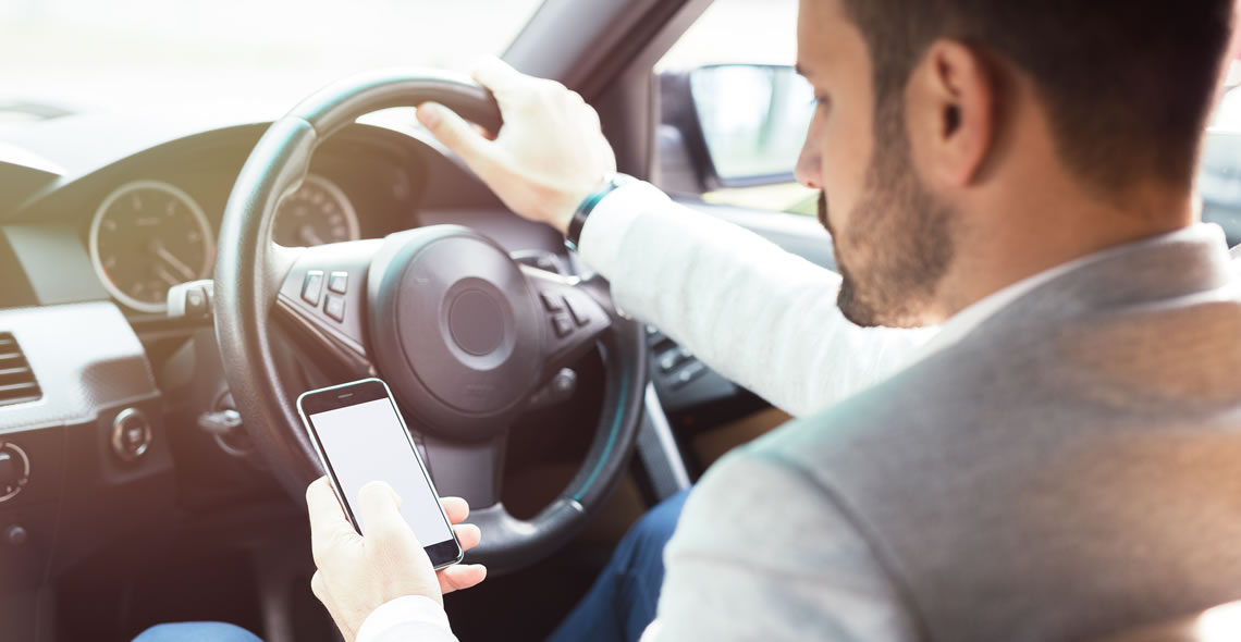 Mobile Phones and Driving Certification