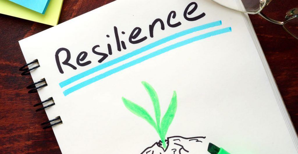 How to build resiliance